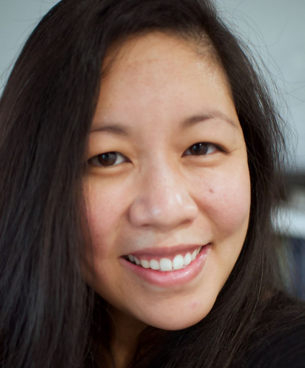 headshot of Angela Wu
